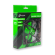 COOLER 120MM NOGA NGX-COOLV GAMER LED VERDE