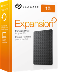 EXT 1TERA SEAGATE EXPANSION USB 3.0