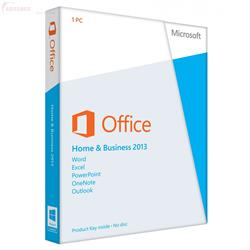 SOFTWARE OFFICE HOME AND BUSINESS 2016 BOX