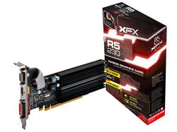 XFX ATI R5 230 1GB DDR3 CORE EDITION HDM PCIE