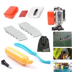 GOPRO KIT 4 IN 1 DIVING FLOATY +HAND GRIP+ANTI-FOG+ STORAGE POUCH
