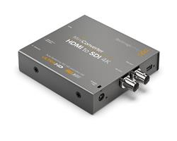 HDMI TO SDI 4K MINI CONVERTER BLACKMAGIC ULTRAHD 6G.SDI