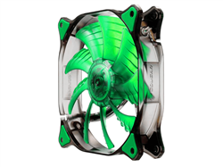 COUGAR CF-D12HB-W 120MM GREEN LED