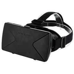 VIRTUAL REALITY GLASSES VR-BOX GLASSE BLACK