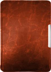 FUNDA KINDLE PAPERWHITE MAGNETIZADA CUERO MARRON
