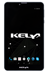"TABLET. 7"" KELYX W7413 3G 1GB/16GB/INTEL SOFIA/3G/BT/GPS INCLUYE FUNDA"