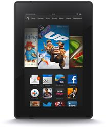 "OUTLET KINDLE FIRE 7"" HD WIFI 16GB P48WVB4 BLACK NEW"