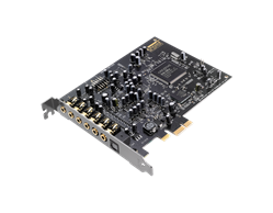 PCIE CREATIVE SOUND BLASTER AUDIGY RX 7.1