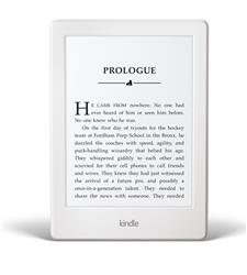 "KINDLE 6"" ALL NEW TOUCHSCREEN DISPLAY WIFI 8TH GENERATION WHITE"