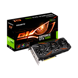 PLACA DE VIDEO GIGABYTE GF PCIE GTX 1080 G1 GAMING 8GB DDR5