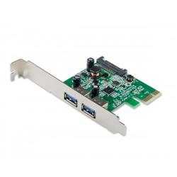 IOCREST 2 PORT USB 3.0 PCIE