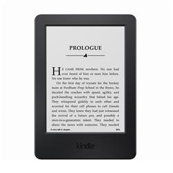 "KINDLE 6"" ALL NEW TOUCHSCREEN DISPLAY WIFI 8TH GENERATION BLACK"