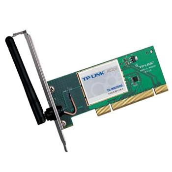PLACA DE RED TP-LINK WIRELESS TL-WN350G PCI. AF