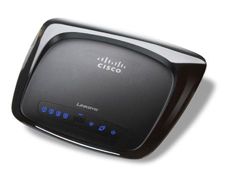 ROUTER LINKSYS WRT120N WIRELESS