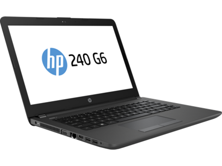 "NOTEBOOK 14"" HP 240 G6 i5 7200U 4GB HD 1TERA DVD"