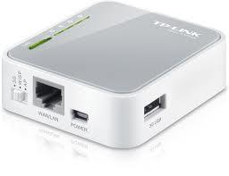 ROUTER TP-LINK TL-MR3020 MINI WIRELESS 3G 150MB POWERX USB