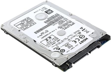 DISCO RIGIDO NOTEBOOK 500GB HITACHI 7MM SATA