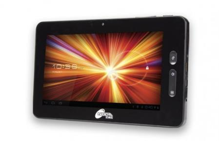 "TABLET. 7"" NOGA  3S DUO 1GB 8GB ANDROID 4.4"