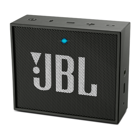 PARLANTE JBL GO BLUETOOTH WIRELESS BLACK