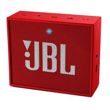 PARLANTE JBL GO BLUETOOTH WIRELESS RED