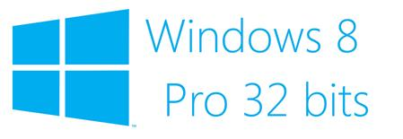 SOFTWARE WINDOWS 8 PROFESSIONAL 32 BITS OEM