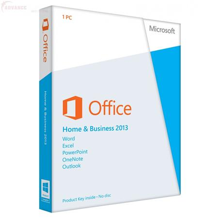 SOFTWARE OFFICE HOME AND BUSINESS 2019 ALL LNG PK T5D-03191 ESD