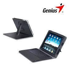 ACCES. TABLET FUNDA CON TECLADO GENIUS LUXEPAD PRO BLUETOOTH BLACK