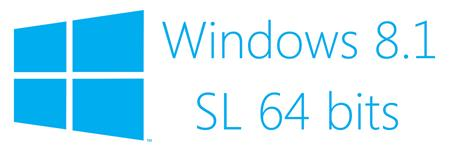 SOFTWARE WINDOWS 8.1 64 BITS SL OEM