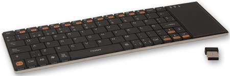 TECLADO WIRELESS NOGA NKB-T12 MINI +TOUCH