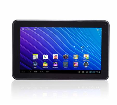 "TABLET. 9"" NOBIS DUAL CORE 1GB 8GB ANDROID 4.1 PURPLE"