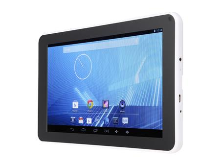"TABLET. 9"" HAIER HG-9041 PURPLE QUAD CORE 1GB 8GB CON FUNDA PURPLE"