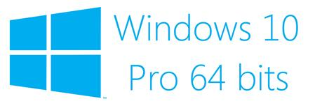 SOFTWARE WINDOWS PRO 10 64 BITS OEM