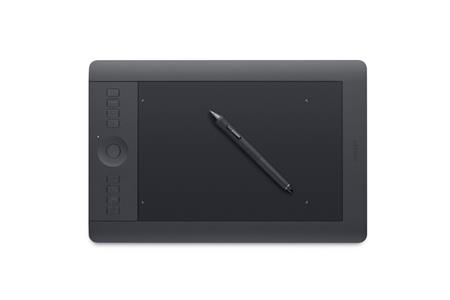 TABLETA GRAFICA WACOM INTUOS PRO MEDIUM PTH-651