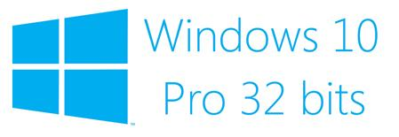 SOFTWARE WINDOWS PRO 10 32 BITS OEM