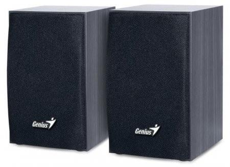 PARLANTES GENIUS SP-HF160 USB BLACK 2.0