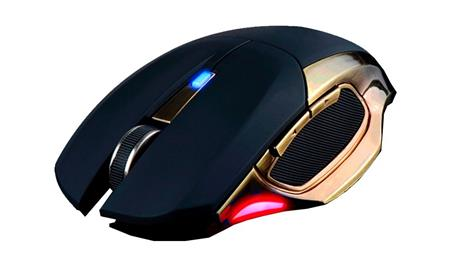 MOUSE GAMER NOGA KRONOSW WIRELESS 2.4 GHZ