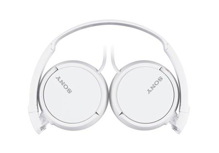 AURICULAR S/MIC VINCHA SONY MDR-ZX110/WC WHITE