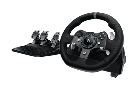 VOLANTE LOGITECH G920 DRIVING FORCE PARA XBOX Y PC