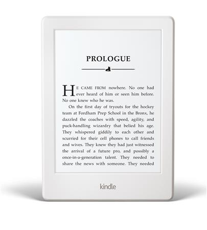 "EREADER 6"" KINDLE TOUCH WHITE 8GEN SY69JL 4GB WIFI"