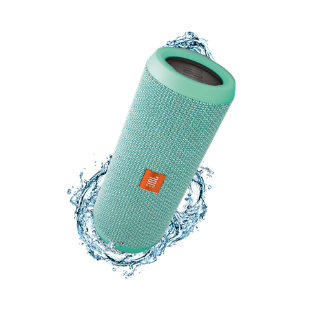 PARLANTES JBL FLIP3 WIRELESS PORTABLE STEREO TEAL
