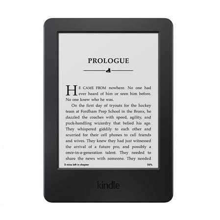 "EREADER 6"" KINDLE TOUCH BLACK 8VA GENERACION SY69JL 4GB WIFI"
