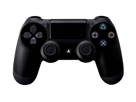 JOYSTICK GAMEPAD SONY DUALSHOCK PS4 BLACK