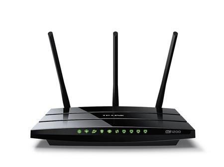 MODEM ADSL ROUTER TP-LINK ARCHER VR400 WIRELESS AC1200 VDSL 1USB