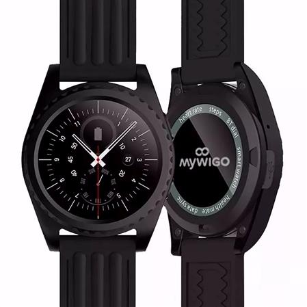 RELOJ SMART WATCH MYWIGO BLACK