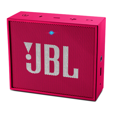 PARLANTE JBL GO BLUETOOTH WIRELESS PINK