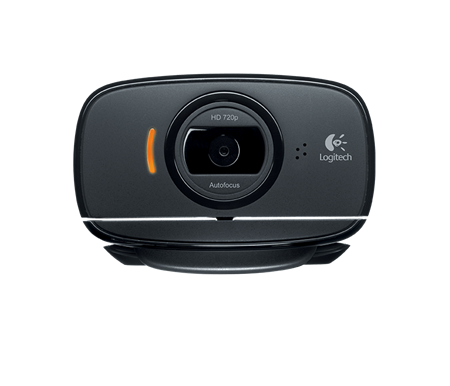 CAMARA WEB LOGITECH B525 HD 720P WEBCAM USB MIC