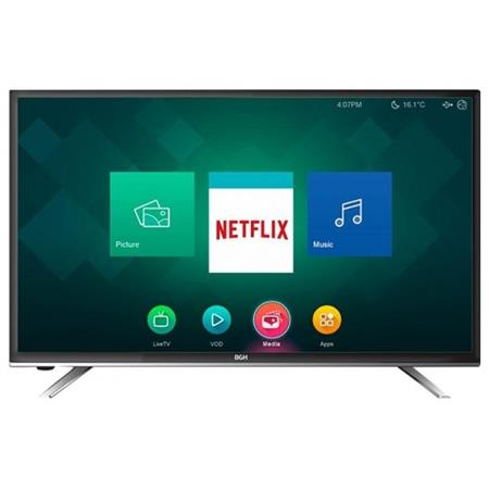 "TV LED SMART 49"" BGH BLE4917RTF FULL HD"