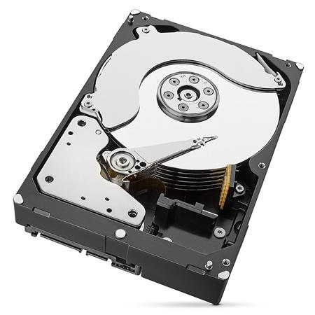 DISCO RIGIDO 6TERA SEAGATE IRONWOLF 7200 256MB NAS RAID