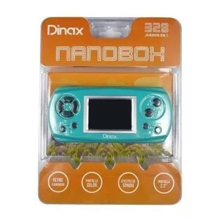 CONSOLA KANJI NANOBOX PLUS PORTATIL