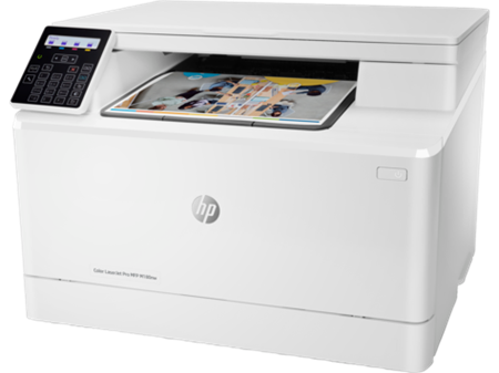 IMPRESORA HP MULTIFUNCION LASER COLOR M180NW